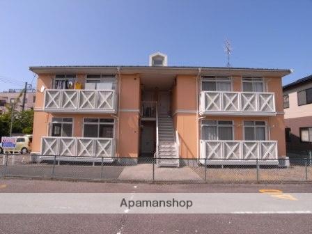 新潟県新潟市東区、東新潟駅徒歩38分の築28年 2階建の賃貸アパート