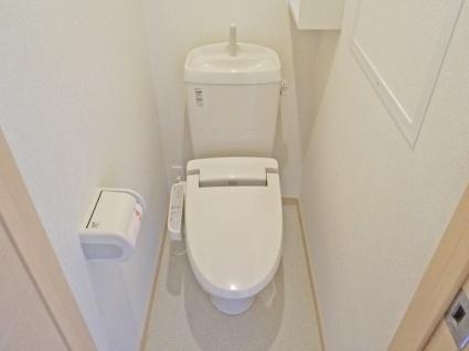 グリシーヌ[2DK/47.42m2]のトイレ