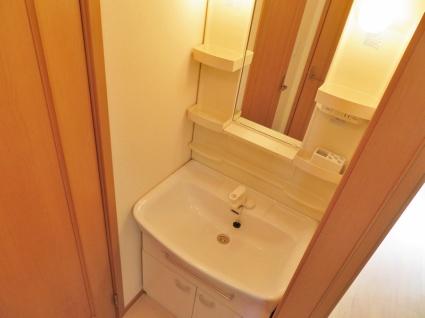 リープル[2LDK/60.24m2]の洗面所