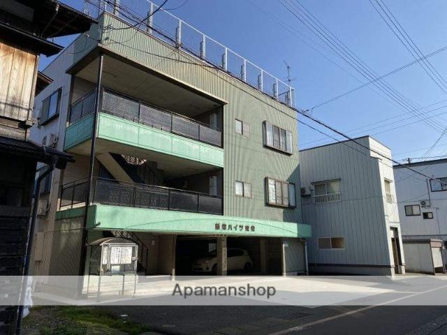 新潟県小千谷市の築20年 3階建の賃貸マンション