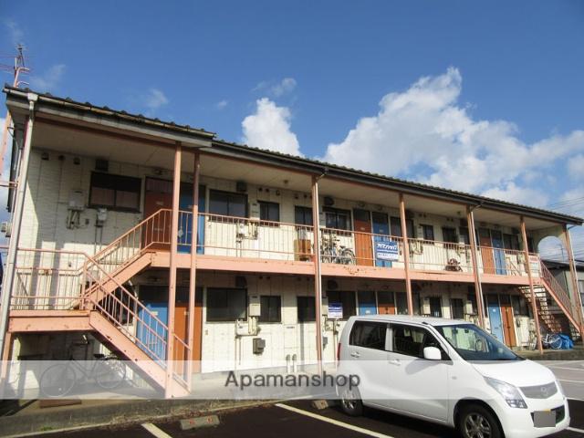 新潟県長岡市の築25年 2階建の賃貸アパート