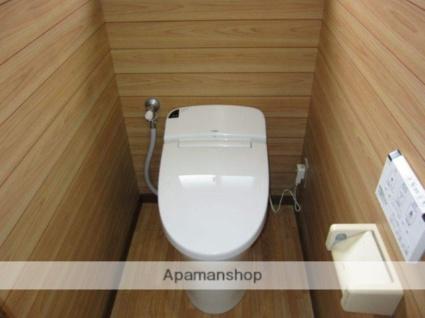 目崎アパート[3K/50.66m2]のトイレ