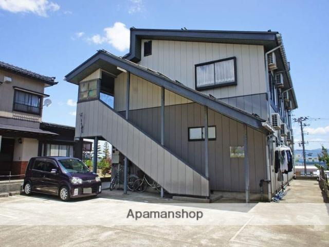新潟県長岡市の築19年 2階建の賃貸アパート