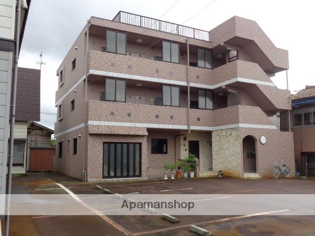新潟県長岡市の築8年 3階建の賃貸マンション
