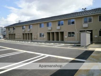 新潟県長岡市、北長岡駅徒歩4分の築2年 2階建の賃貸アパート
