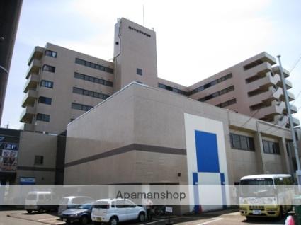 新潟県長岡市、長岡駅徒歩10分の築27年 8階建の賃貸マンション