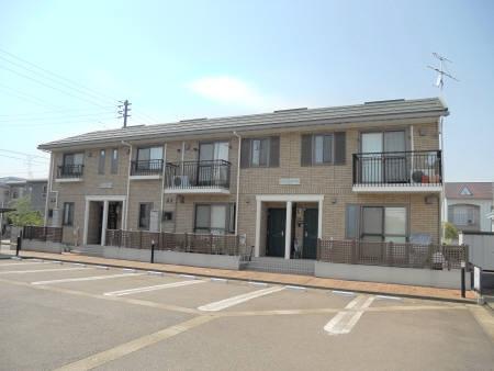 新潟県長岡市、宮内駅徒歩17分の築12年 2階建の賃貸アパート