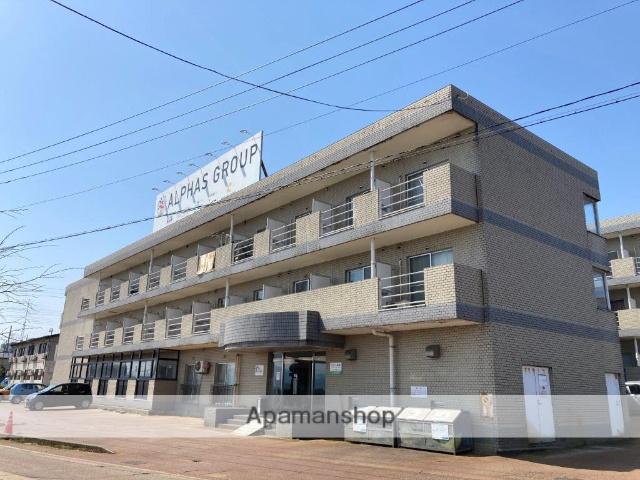新潟県長岡市の築14年 3階建の賃貸マンション