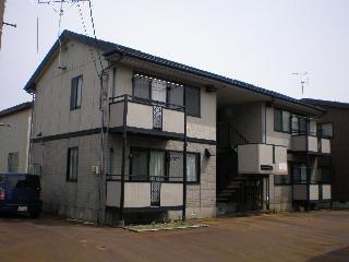 新潟県見附市、見附駅徒歩32分の築19年 2階建の賃貸アパート
