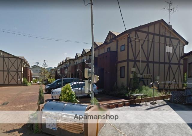 新潟県長岡市の築9年 2階建の賃貸アパート
