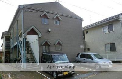 新潟県長岡市、長岡駅徒歩20分の築31年 2階建の賃貸アパート