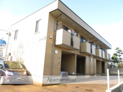 新潟県長岡市、宮内駅徒歩26分の築11年 2階建の賃貸アパート