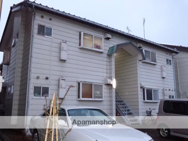新潟県長岡市、宮内駅徒歩11分の築25年 2階建の賃貸アパート