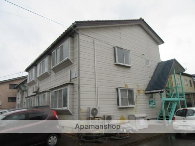 新潟県長岡市、宮内駅徒歩11分の築22年 2階建の賃貸アパート