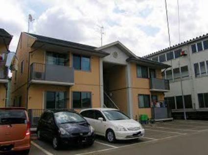 新潟県長岡市、宮内駅徒歩19分の築12年 2階建の賃貸アパート