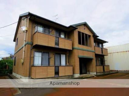 新潟県見附市、見附駅徒歩7分の築15年 2階建の賃貸アパート