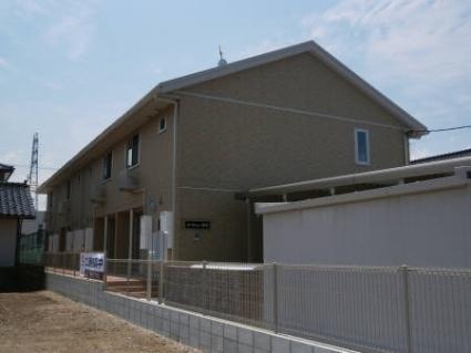 新潟県柏崎市、柏崎駅徒歩18分の築4年 2階建の賃貸アパート