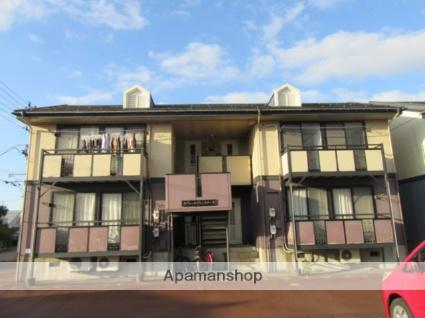 新潟県長岡市、長岡駅徒歩20分の築22年 2階建の賃貸アパート