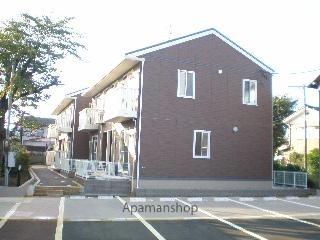 新潟県長岡市の築10年 2階建の賃貸アパート