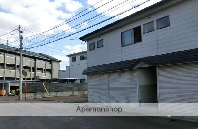 新潟県長岡市の築20年 2階建の賃貸アパート