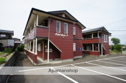 新潟県長岡市の築8年 2階建の賃貸アパート
