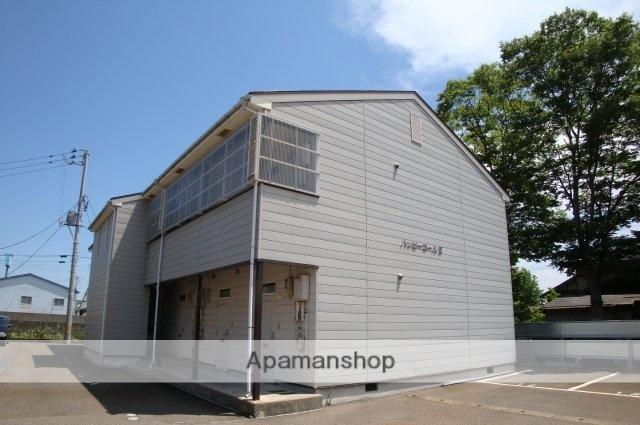 新潟県長岡市の築7年 2階建の賃貸アパート