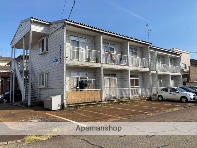 新潟県長岡市の築27年 2階建の賃貸アパート