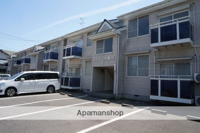 新潟県新潟市中央区、新潟駅徒歩54分の築24年 2階建の賃貸アパート