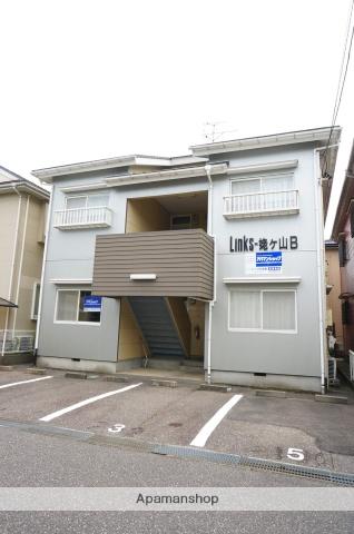 新潟県新潟市中央区、越後石山駅徒歩29分の築24年 2階建の賃貸アパート