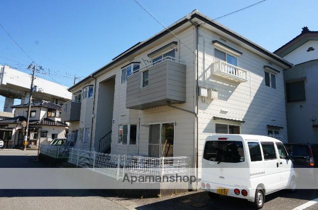 新潟県新潟市中央区、新潟駅徒歩71分の築27年 2階建の賃貸アパート
