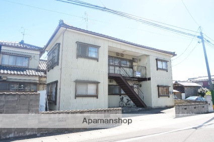 新潟県新潟市中央区の築38年 2階建の賃貸アパート