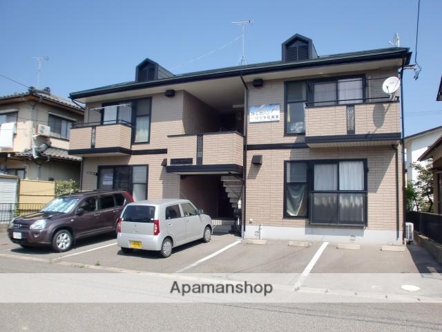 新潟県新潟市中央区の築18年 2階建の賃貸アパート