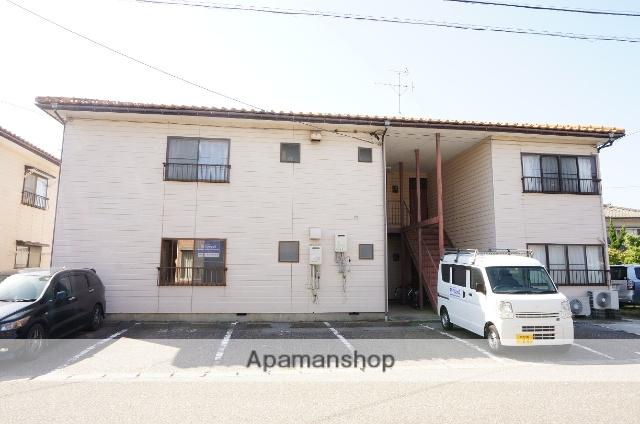 新潟県新潟市西区の築30年 2階建の賃貸アパート