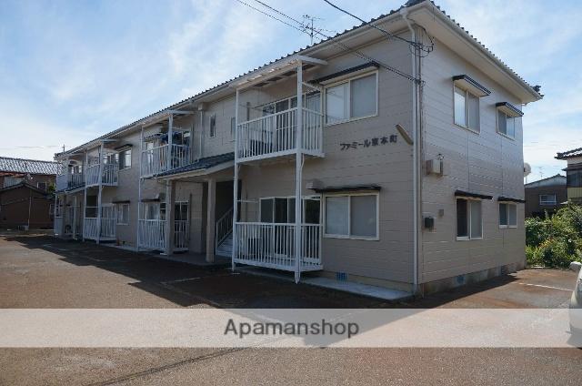 新潟県新潟市江南区、亀田駅徒歩7分の築21年 2階建の賃貸アパート