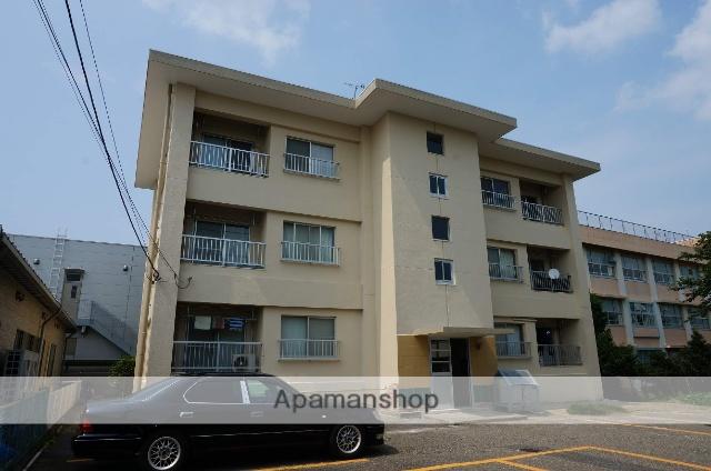 新潟県新潟市中央区の築44年 3階建の賃貸マンション