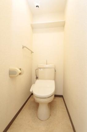 プラドール真砂A[2DK/44.28m2]のトイレ
