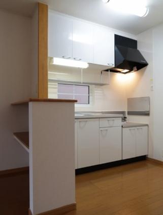 カノン A[2LDK/57.22m2]のキッチン
