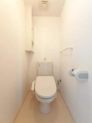 ペルトⅠ[1LDK/55.95m2]のトイレ2