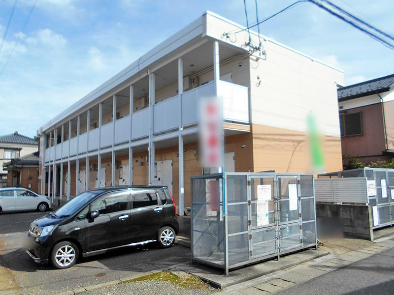 新着賃貸3:新潟県新潟市東区牡丹山1丁目の新着賃貸物件