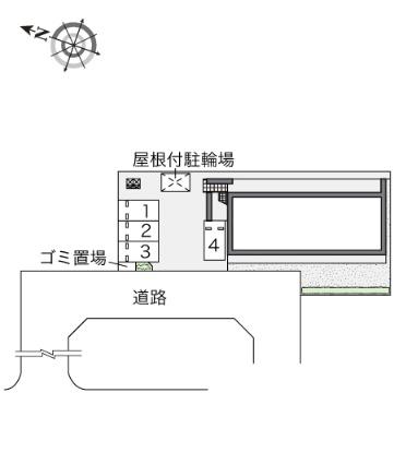 レオパレスForest[1K/20.27m2]の内装1