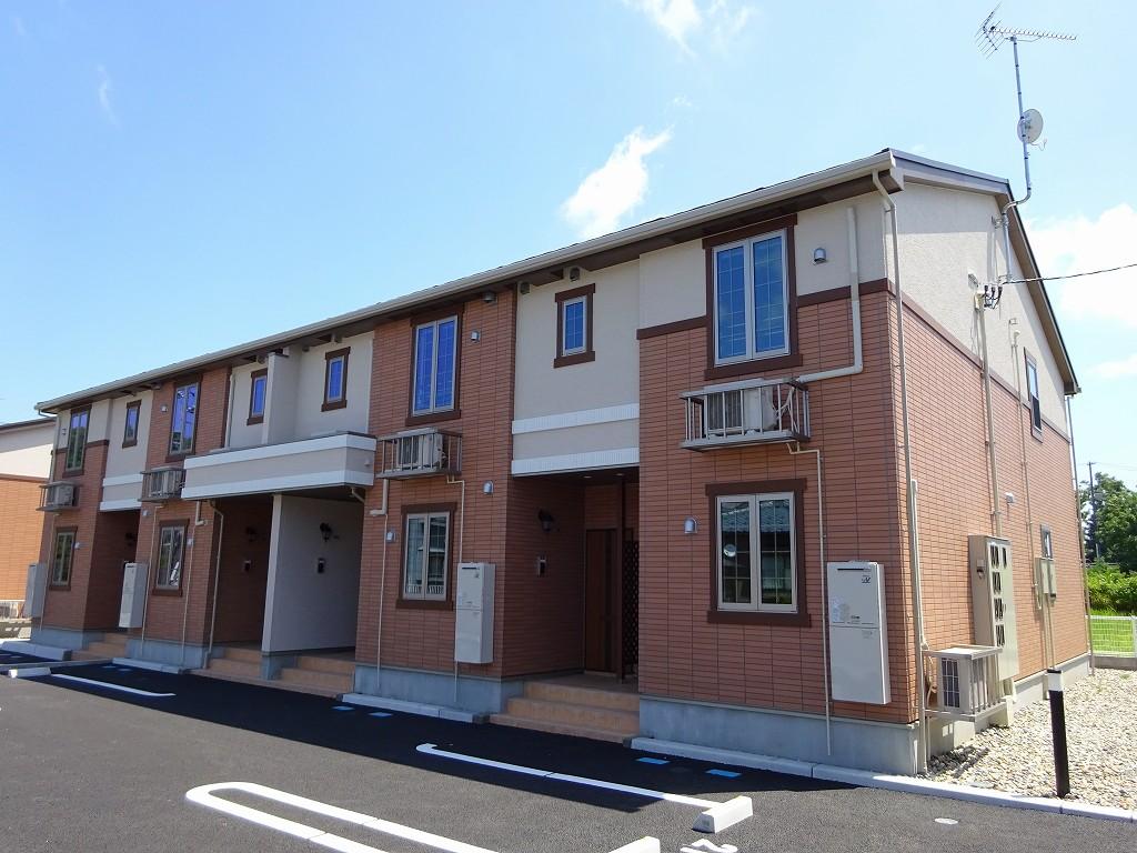 新着賃貸4:新潟県新潟市北区新崎2丁目の新着賃貸物件