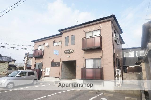 新潟県新潟市中央区の築17年 2階建の賃貸アパート
