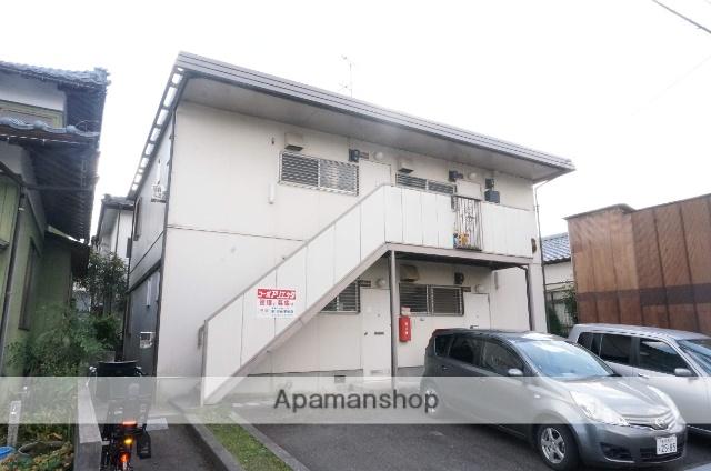 新潟県新潟市秋葉区、新津駅徒歩8分の築30年 2階建の賃貸アパート