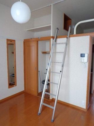 レオパレスT&Msweet[1K/20.28m2]のリビング・居間