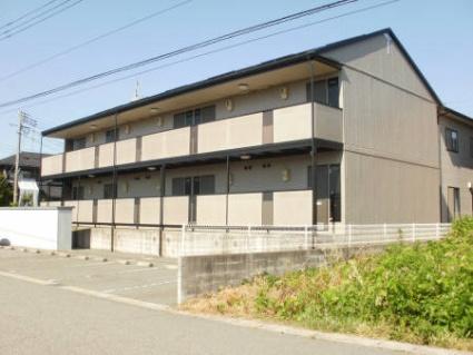 新潟県新潟市西区ときめき東1丁目[1K/26.71m2]の外観