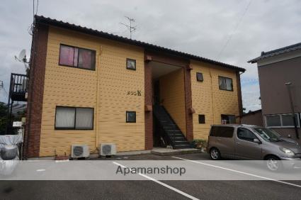 新潟県新潟市江南区の築15年 2階建の賃貸アパート