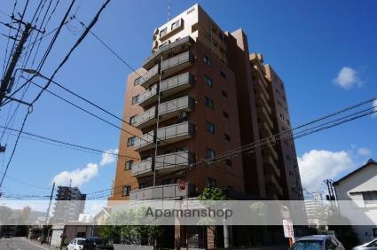 新潟県新潟市中央区、新潟駅徒歩24分の築14年 11階建の賃貸マンション