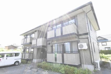 新潟県新潟市秋葉区西古津[2DK/45.41m2]の外観