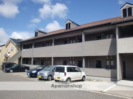 新潟県新潟市中央区、越後石山駅徒歩15分の築19年 2階建の賃貸アパート