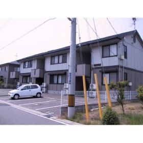 新潟県新潟市西区ときめき西2丁目[1K/28.53m2]の外観